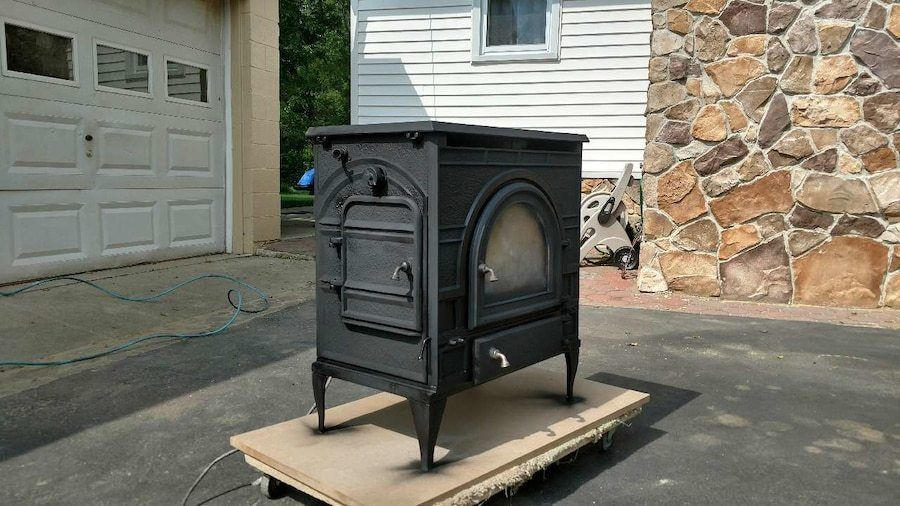 Dutchwest Wood Stove Wood Stove Wood Home Improvement