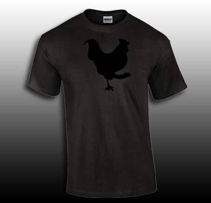 Cocky Stiff Black-on-Black