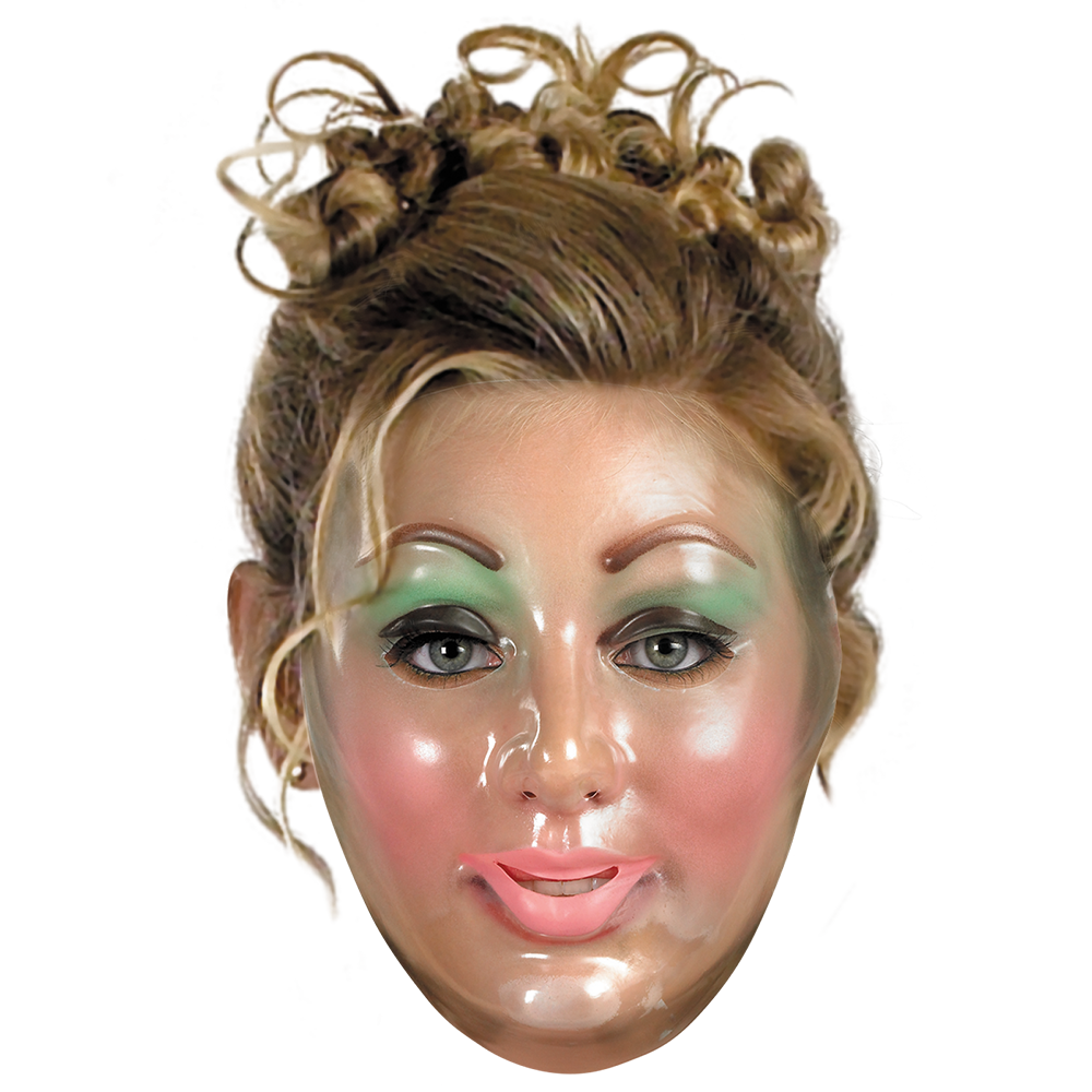 mask-transparent-young-woman-010675107324.png | ugly | Pinterest ...