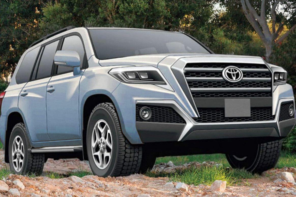2021 Toyota Prado Speed Test