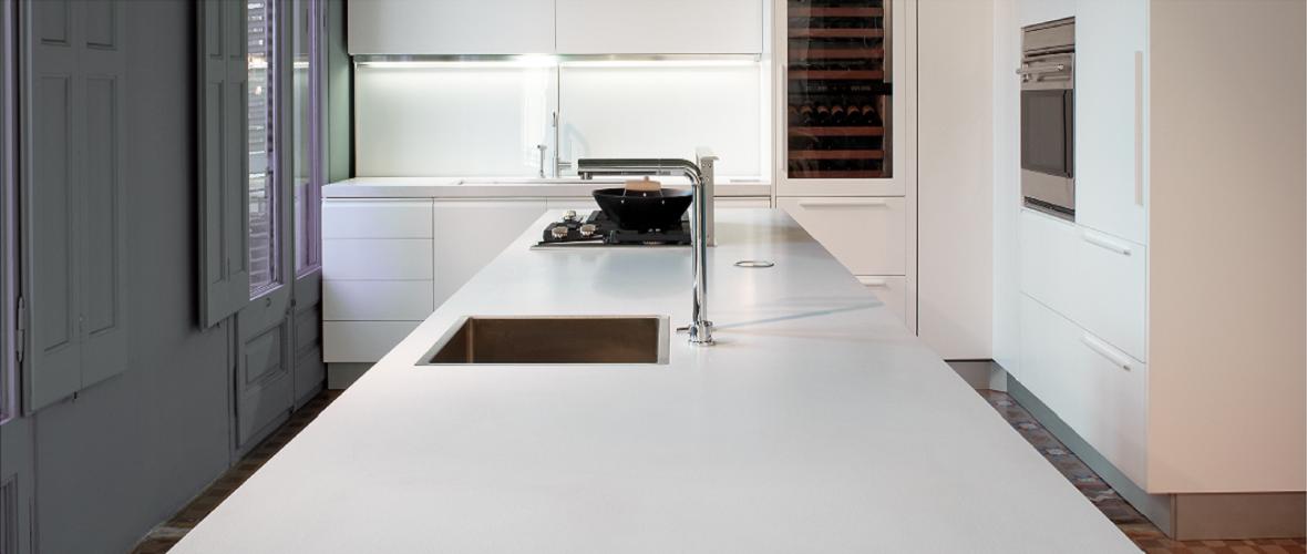 silestone classic white quartz kitchen island silestone on kitchen island ideas white quartz id=28129