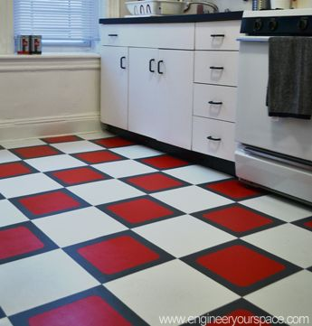 How To Install A Temporary Tile Floor This Site Has Ideas For