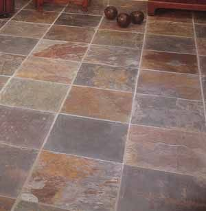 Discusses The Types Of Stone Floors That Are Out There No