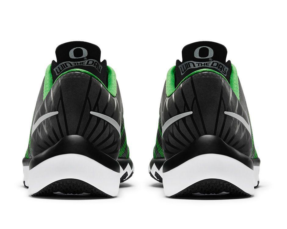 7dc9b16a776b Oregon Ducks Nike Free Trainer 5.0 V6