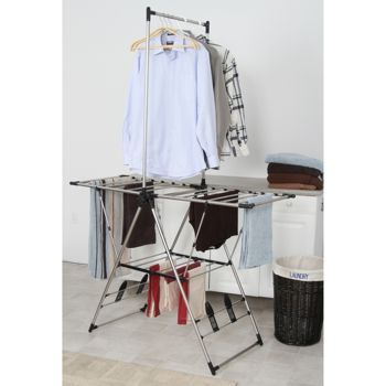 Clothes Drying Rack Costco Brilliant Costco Greenway® Indooroutdoor Drying Station  Condo Furniture Decorating Inspiration