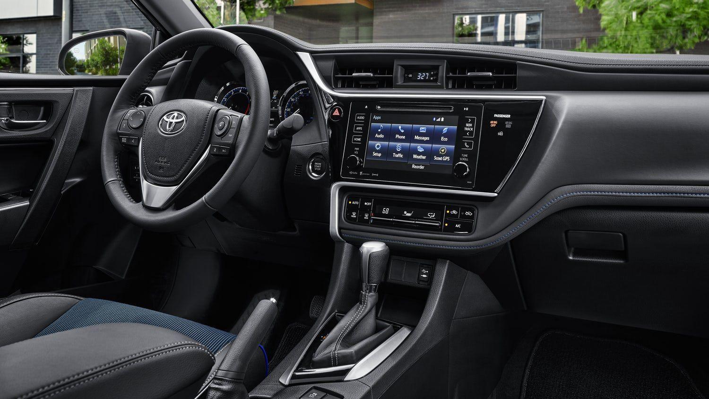 2019 Toyota Corolla Interior Photos Toyota Corolla Corolla 2018 Toyota Corolla Le