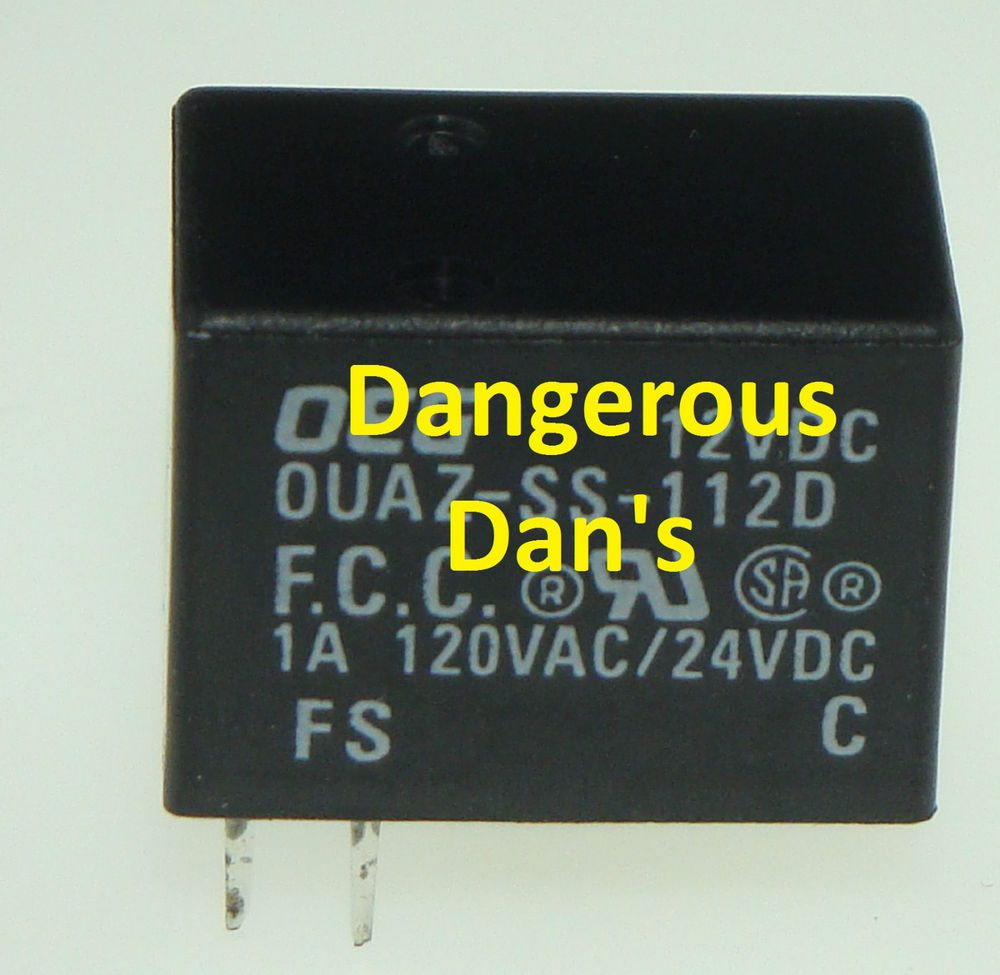 new radioshack micromini 12vdc relay spdt 275 0241 pkg 1 radioshacknew radioshack micromini 12vdc relay spdt 275 0241 pkg 1 radioshack
