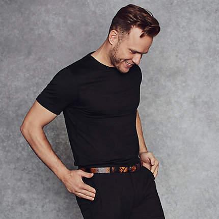 Luxe T Shirt Love Fit 2019I MursTank Olly In Black Slim It❤ 1clFTKJ