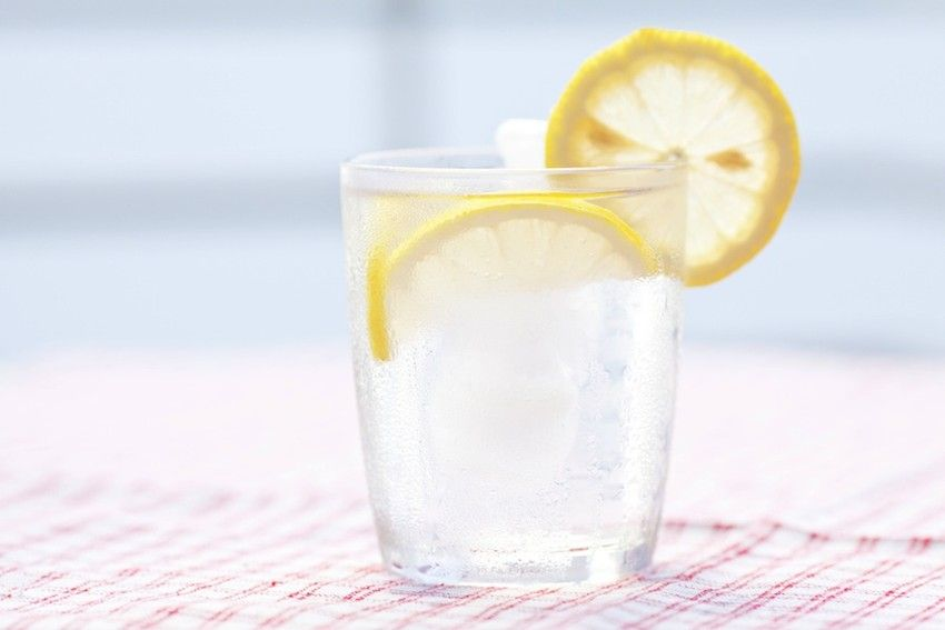 There's five? 5 Amazing Benefits Of Drinking Lemon Water