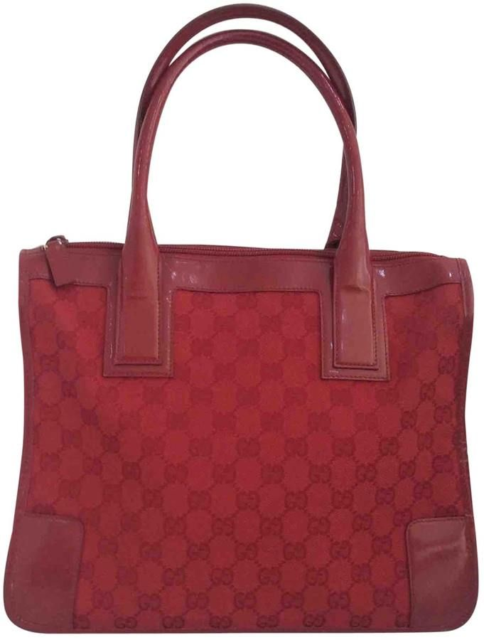 edf83ef0ea1a Gucci Padlock GG Supreme leather and coated canvas shoulder bag | Gucci |  Pinterest | Canvas shoulder bag, Gucci and Supreme