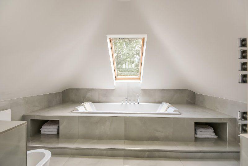 Bañera de lujo | Bathroom