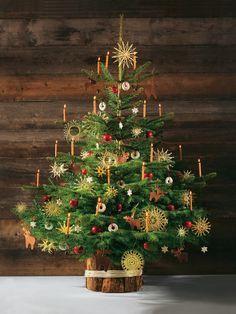 German Christmas Tree.German Christmas Tree Old World Christmas Ornaments