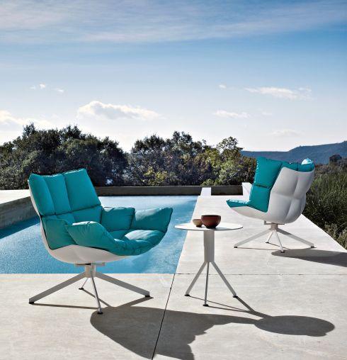 designer sessel husk indoor outdoor, b&b italia, husk outdoor collection   b&b italia   pinterest, Möbel ideen