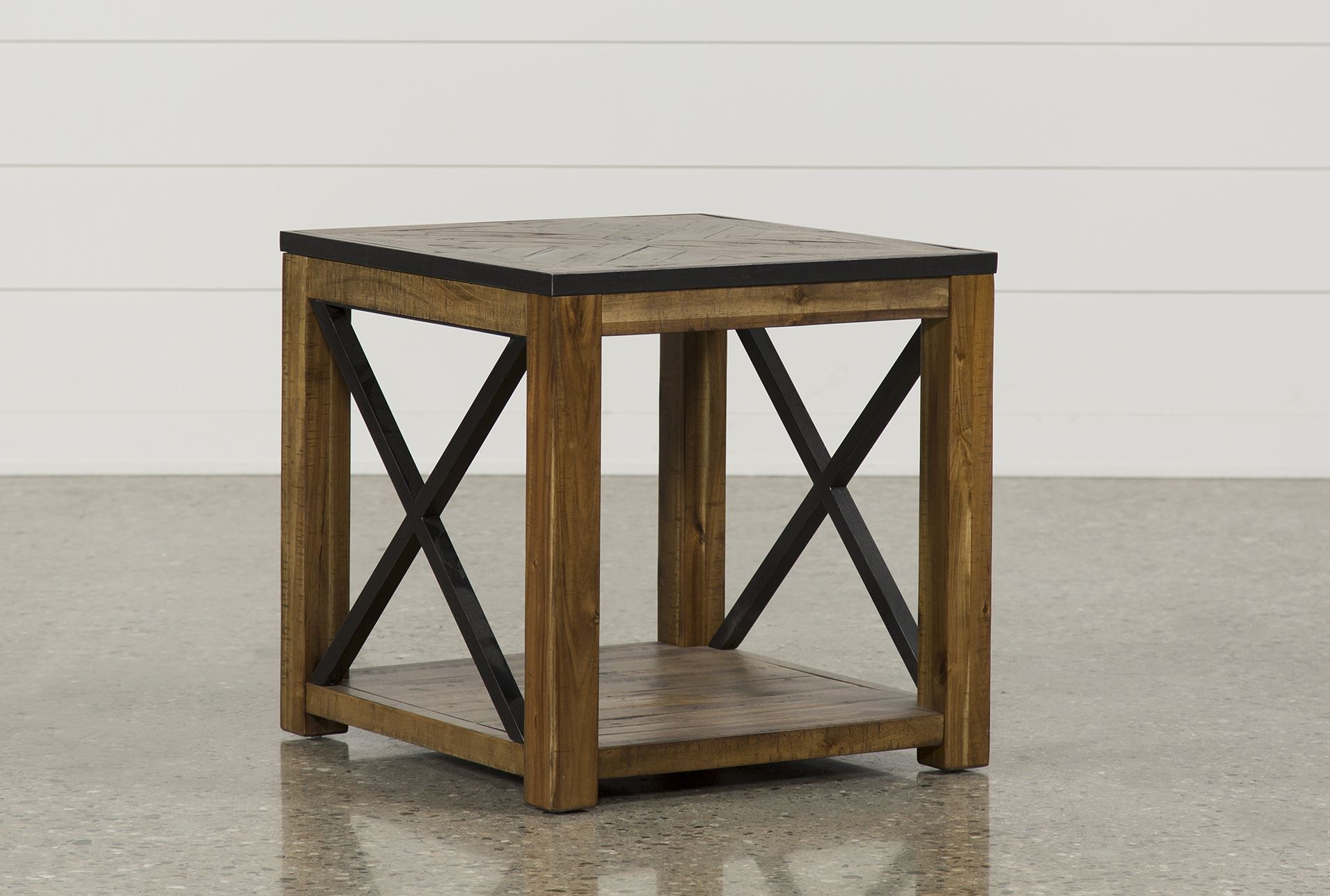 Tillman End Table, Brown