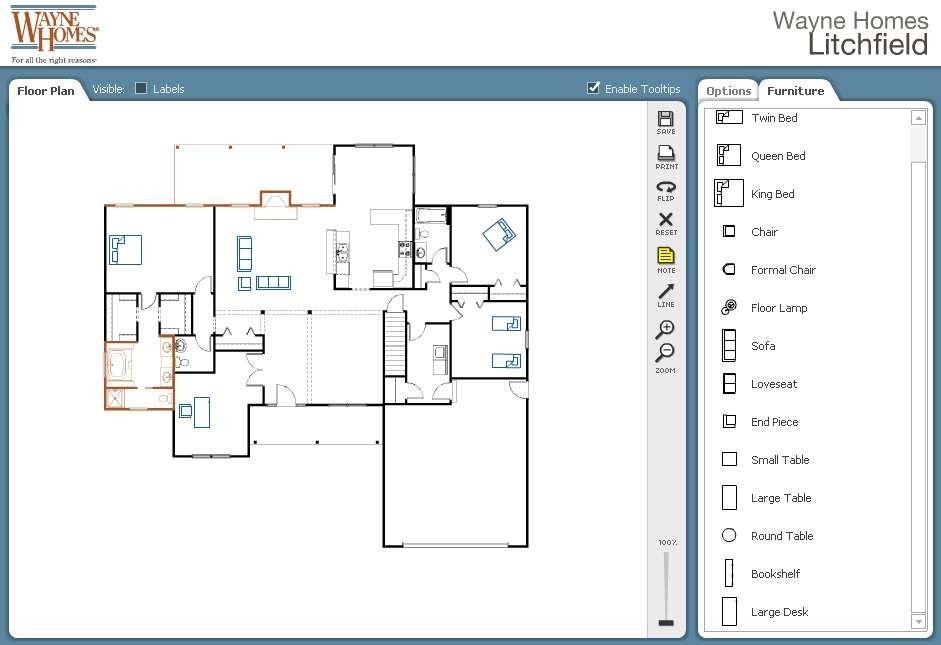 House Floor Plan Design Free Online Home Design Floor Plans Floor Plan Design Design Your Own Home