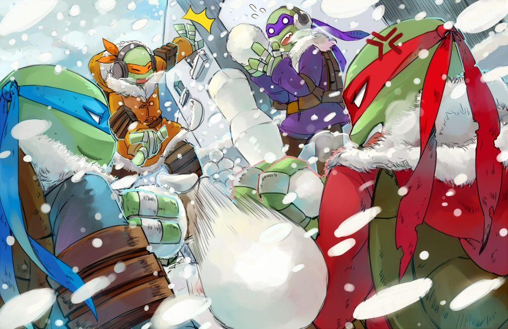 play snow by ~libramu on deviantART