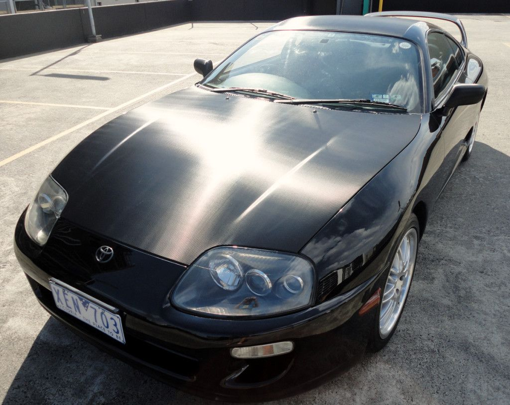 AutoSkin Vehicle Wraps by (With images) Toyota supra