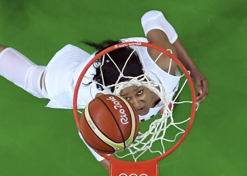 Rio Olympics Day 15 Basketball finals, Sports pictures