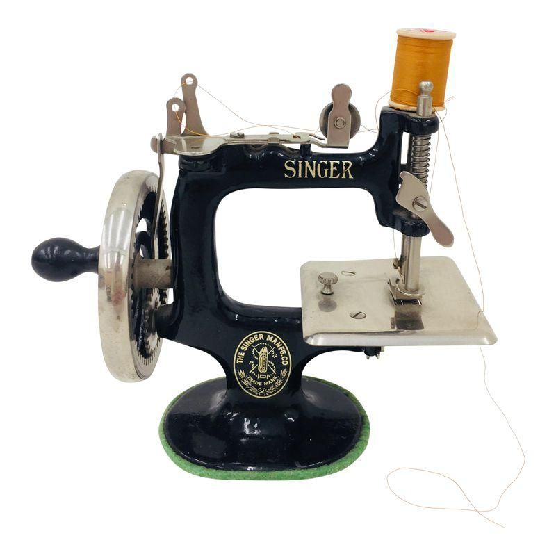 Antique Child's Singer Sewing Machine Products Pinterest New Sewing Machine Repair Classes