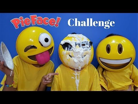 Emoji pie face showdown challenge whipped cream in the face family emoji pie face showdown challenge whipped cream in the face family fun game https solutioingenieria Gallery