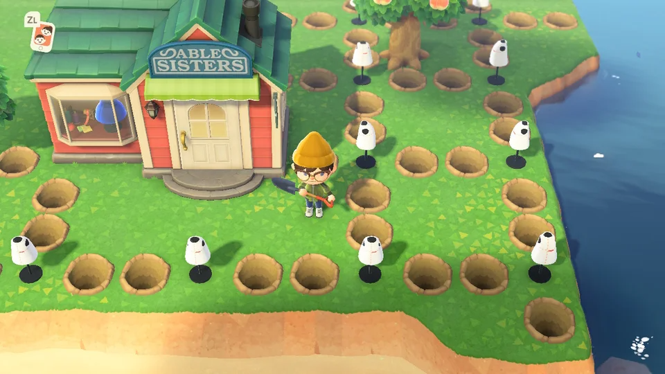 How to Move Rocks - Rock Garden Guide - Animal Crossing ...