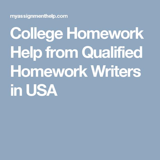 The Homework Writers