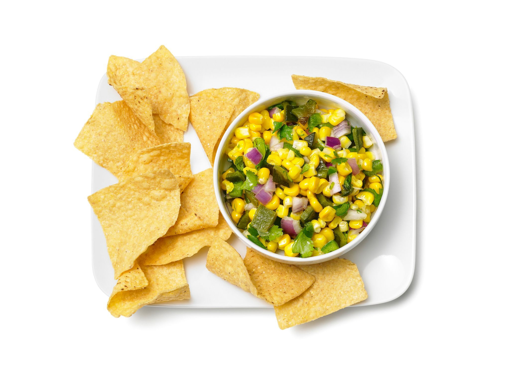 Almost Famous Chimichangas almost-famous corn salsa
