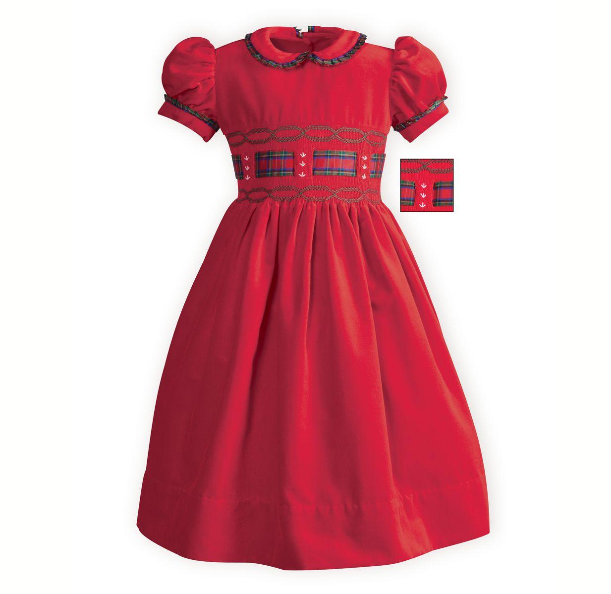 Blue christmas dress 4t - Christmas Traditions Red Velvet Dress