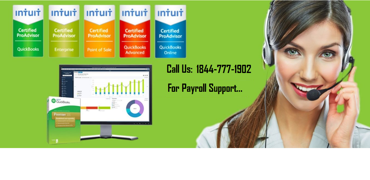 Quickbooks Payroll Service Offers QuickBooks Payroll Support for ...
