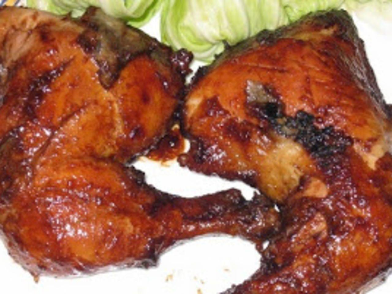 Resep Ayam Bekakak Khas Sunda Ayam Bakar Bumbu Santan Pedas Manis Gurih Resep Ayam Makanan Resep Ayam