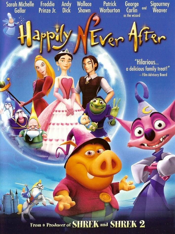Happily Never After (2007) Free movies online, Childrens