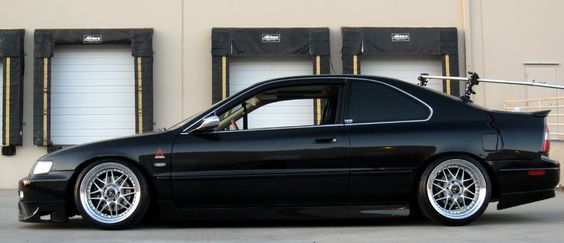 Awesome 1996 Honda Accord Coupe