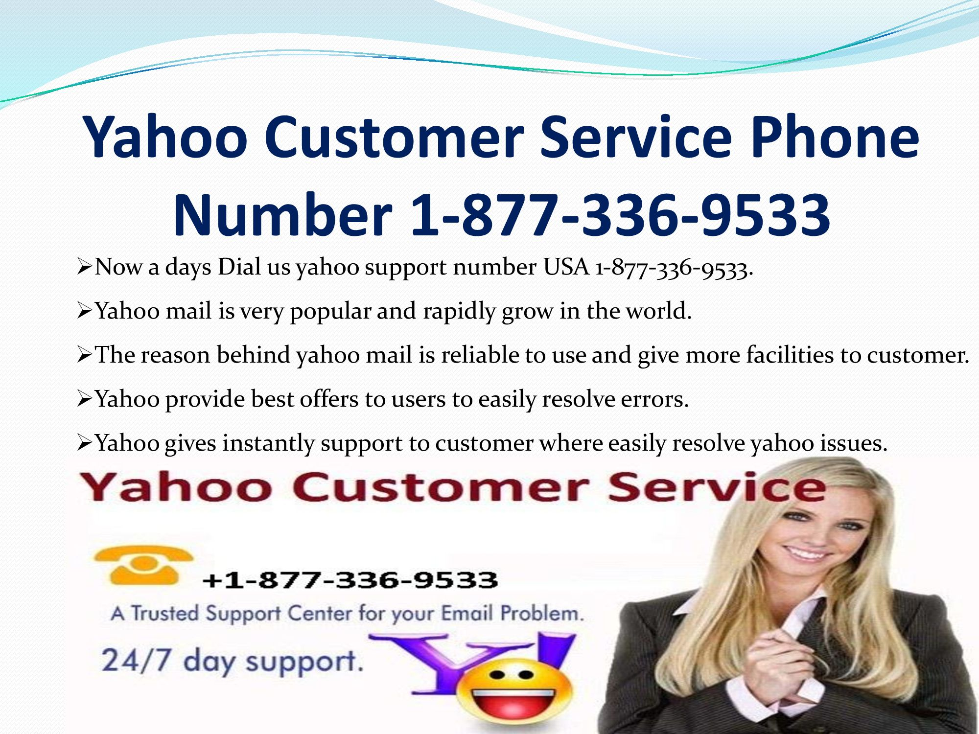 Dial Now 18773369533 Yahoo mail customer support