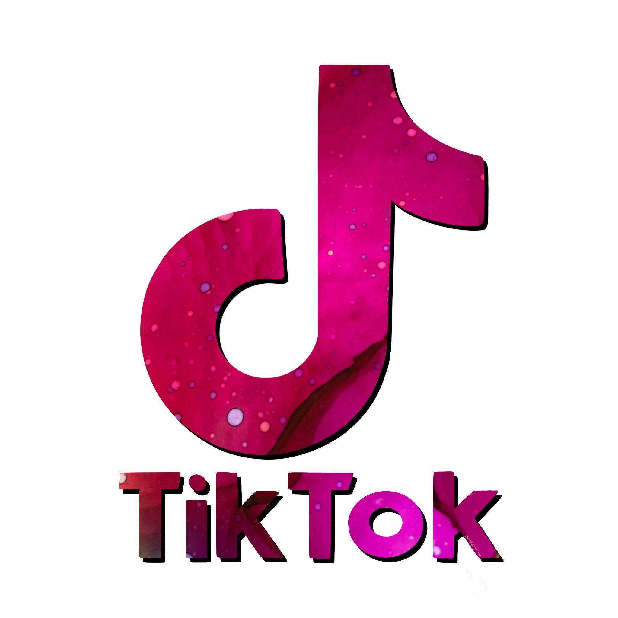 Tik Tok On Redbubble Pretty Wallpaper Iphone Wallpaper Iphone Neon Cute Galaxy Wallpaper