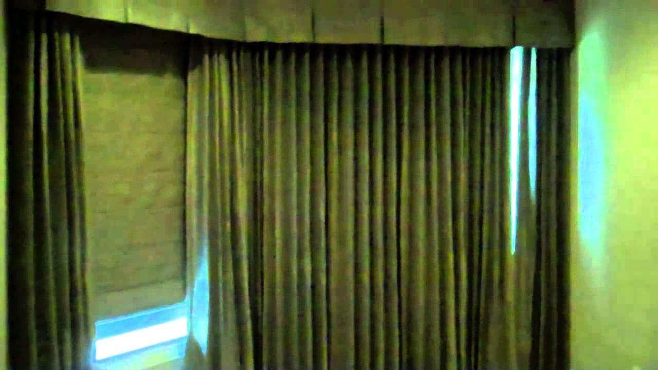 Motorized Drapery And Roman Shade In Reno Home Shades Fabric Shades Woven Wood