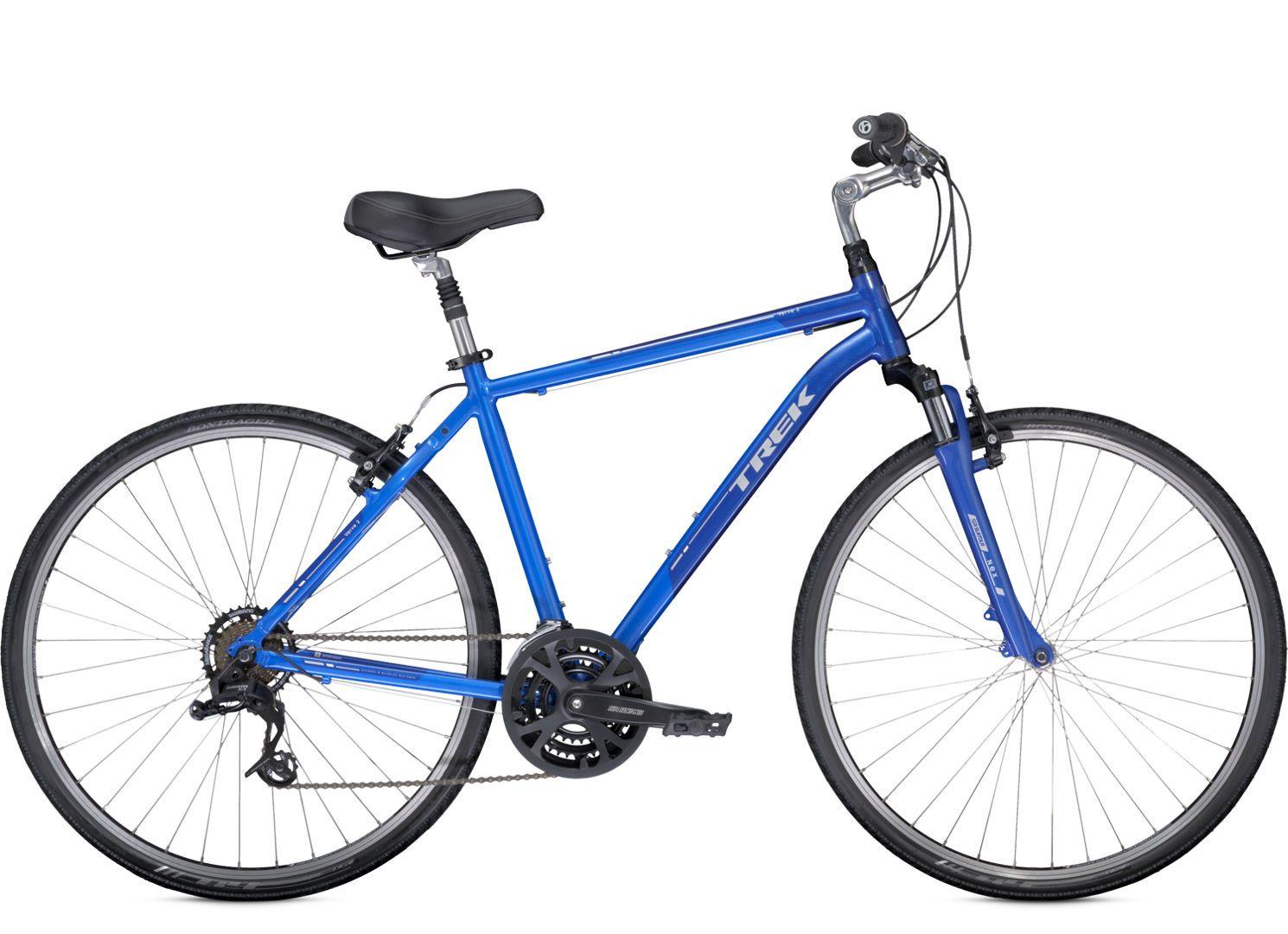 Trek Verve 2 Bicicletas Trek Bicicleta Ejercicio Equipo De Ciclismo