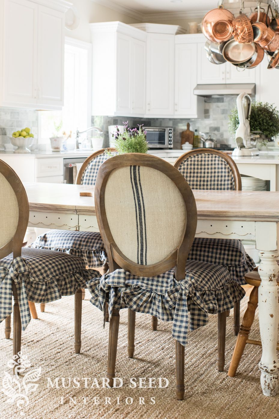 dining chair upholstery tutorial | Miss Mustard Seed ...