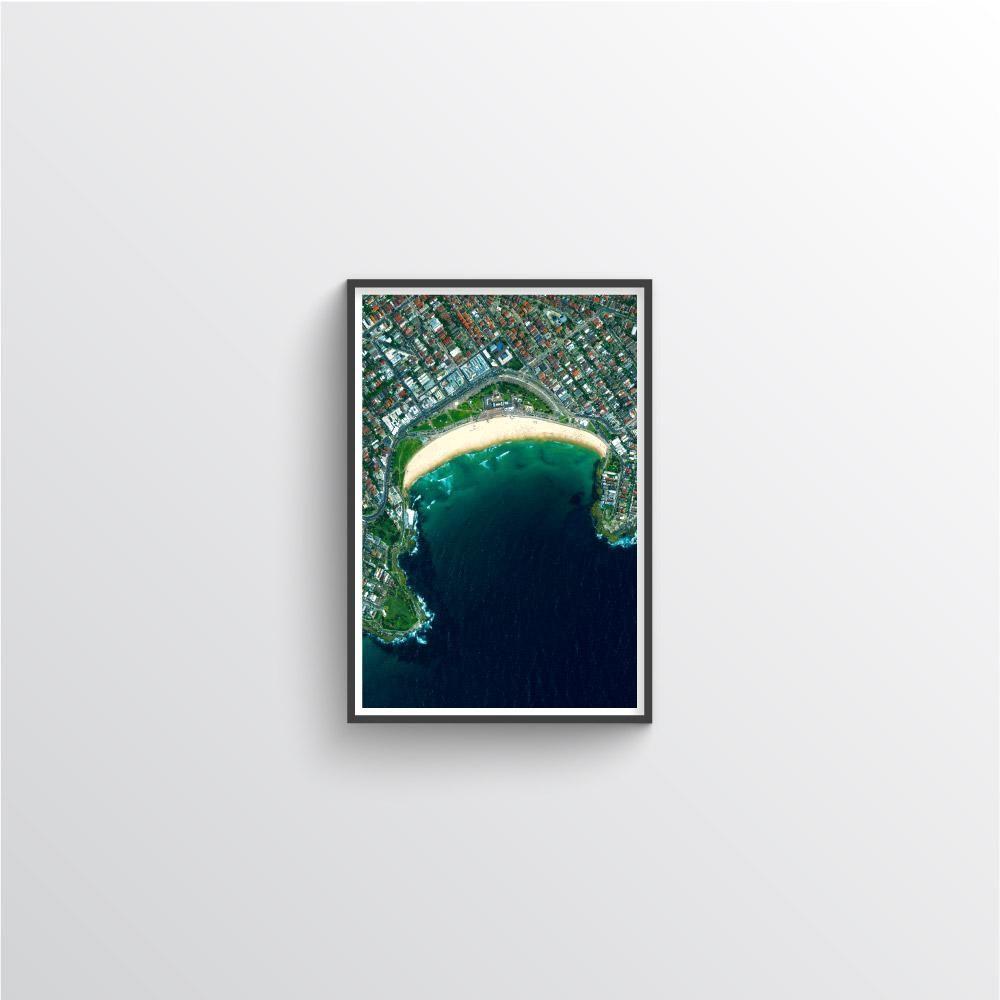 Bondi Beach Earth Photography Australiabeaches Earth Photography Unique Art Prints Large Photo Prints