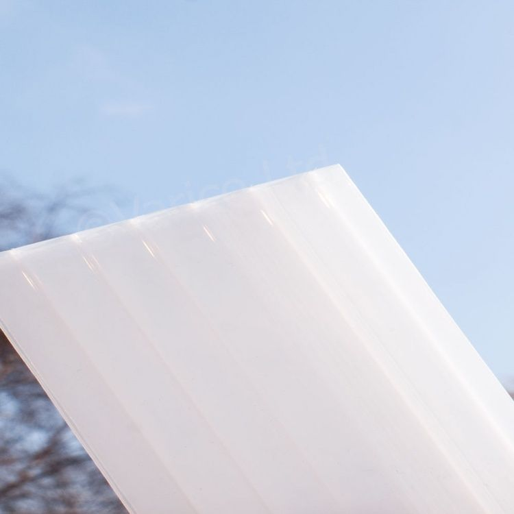 16mm Opal Triplewall Polycarbonate Roofing Sheet Roofing Conservatory Roof Roofing Sheets