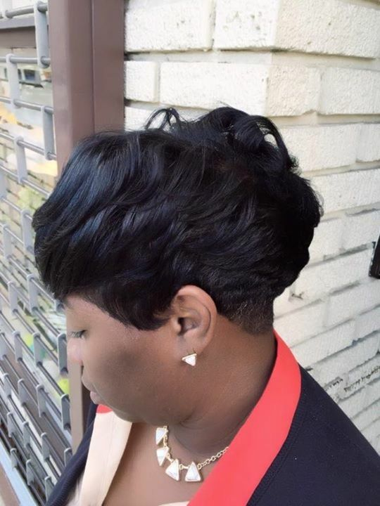 Stylist Marketia Le Loft Llc Hair Salon Philadelphia Pa Hair Beauty Short Hair Styles Natural Hair Styles