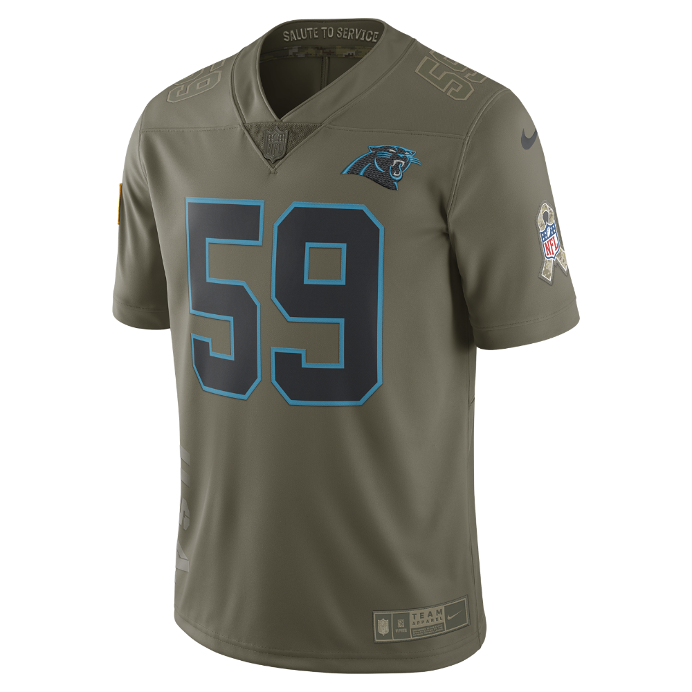 online store fbbd7 a8716 Nike Men's Derek Carr Oakland Raiders Salute To Service ...