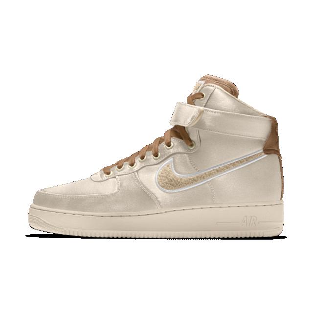 cheaper 4614c cc60a I designed these sick custom dunks! Nike Air Force 1 High Premium iD  Women s Shoe