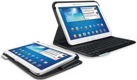 Logitech Keybord Case Samsung Galaxy Tab Logitech Samsung Galaxy 10