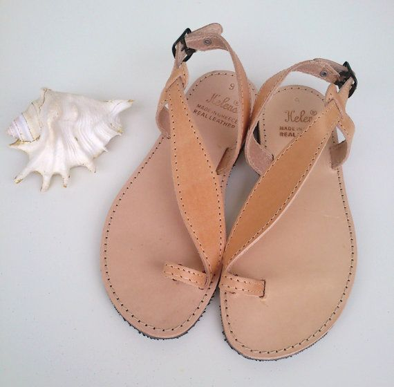 leather sandals handmade Greek sandals wedding par GreekSandalShop, $36.00