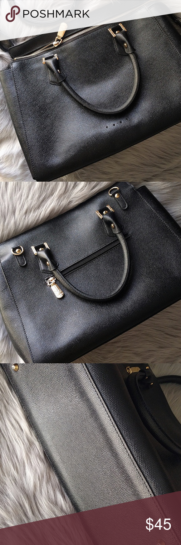eadff09534 Bana Bana Black Handbag This amazing piece will take any outfit from day to  night!
