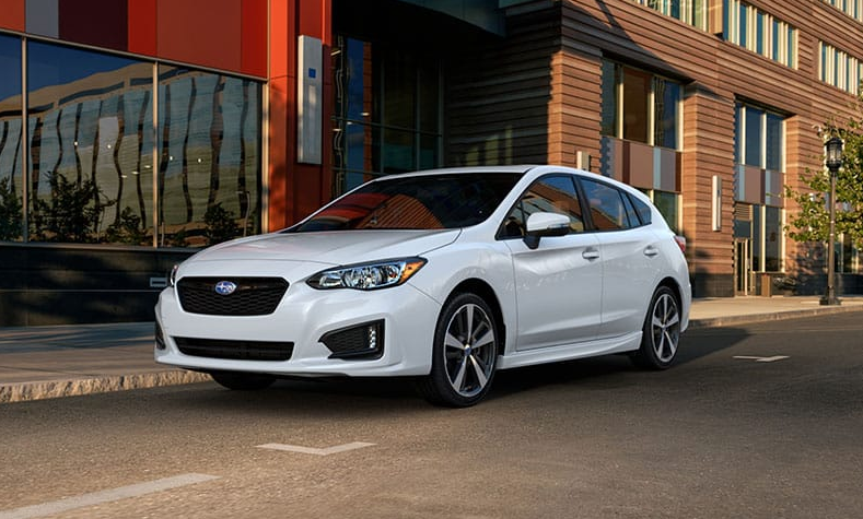 2019 subaru impreza will coming out with 5