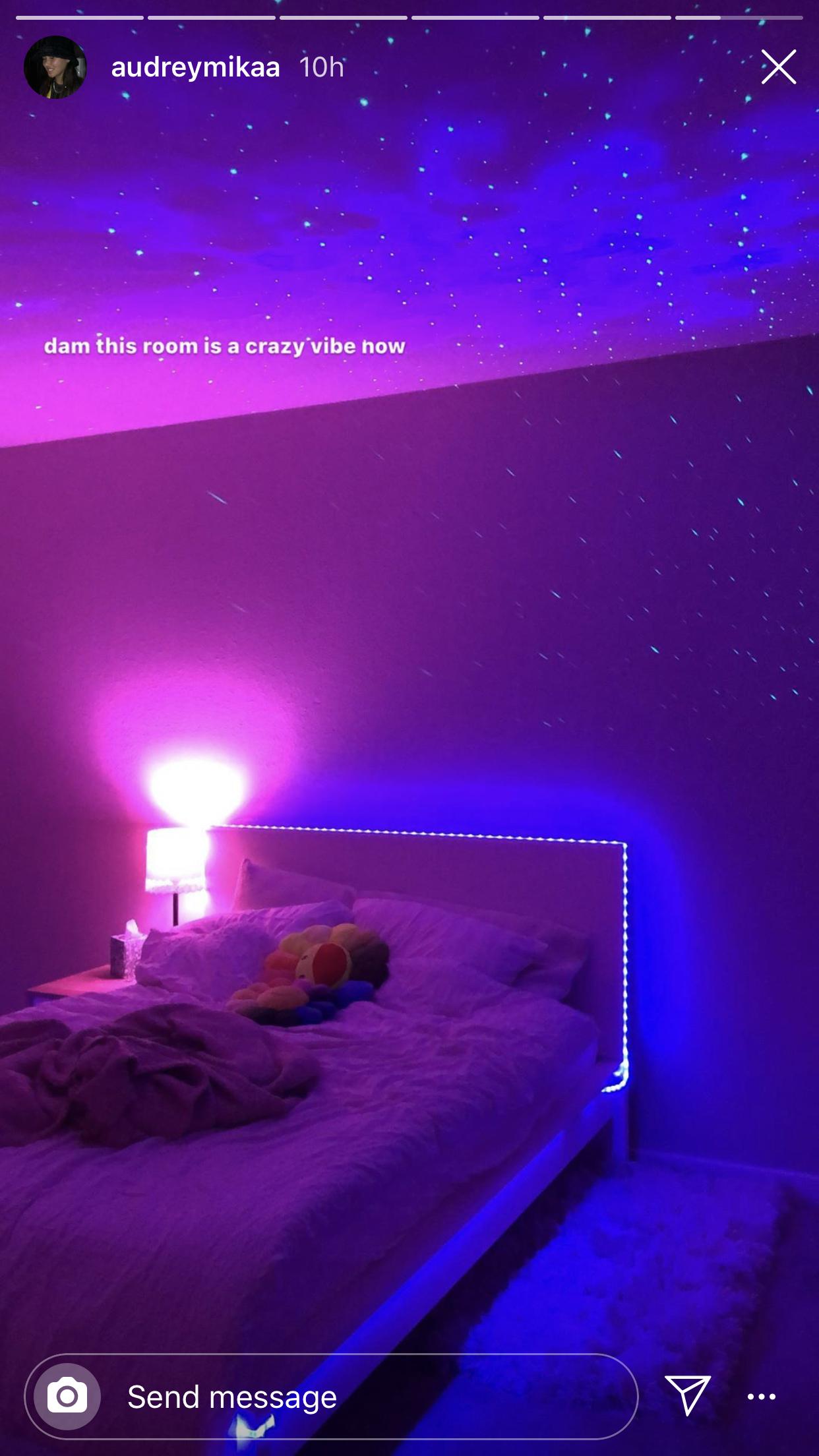 Audrey Mika S Bedroom Aesthetic Bedroom Room Inspo Bedroom