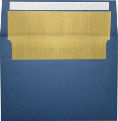 a7 foil lined invitation envelopes 5 1 4 x 7 1 4 w peel press