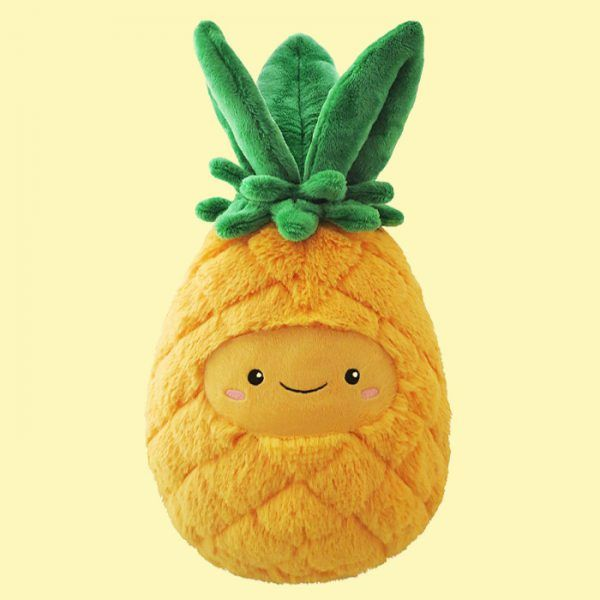 Huggable Fruits And Veggies Plush Food Pillows Food Plushies