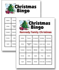 printable christmas party games - Office Christmas Games